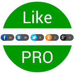 Social button for WordPress
